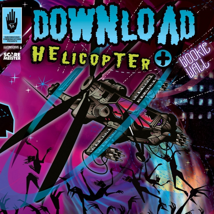 DOWNLOAD HelicopTEr + Wookie Wall CD 2011