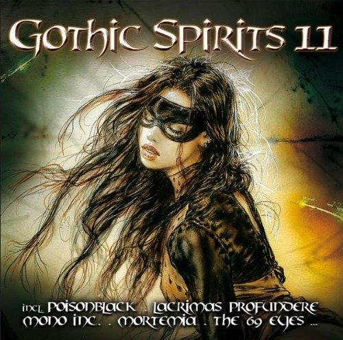 GOTHIC SPIRITS 11 2CD Leaves Eyes MONO INC. Megaherz