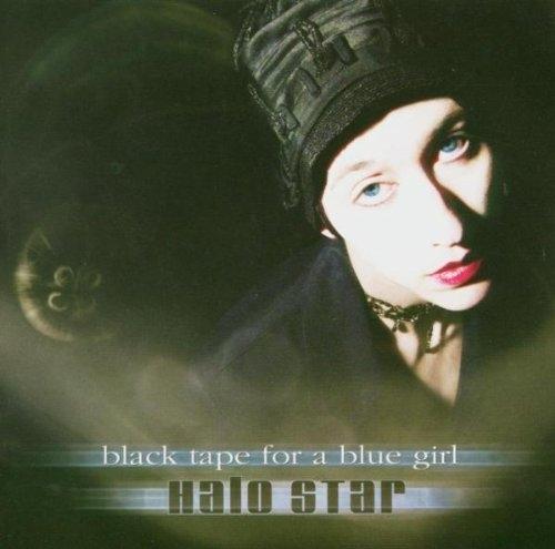 BLACK TAPE FOR A BLUE GIRL Halo Star CD 2004