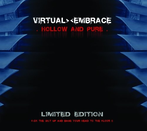 VIRTUAL EMBRACE Hollow And Pure LIMITED CD 2005