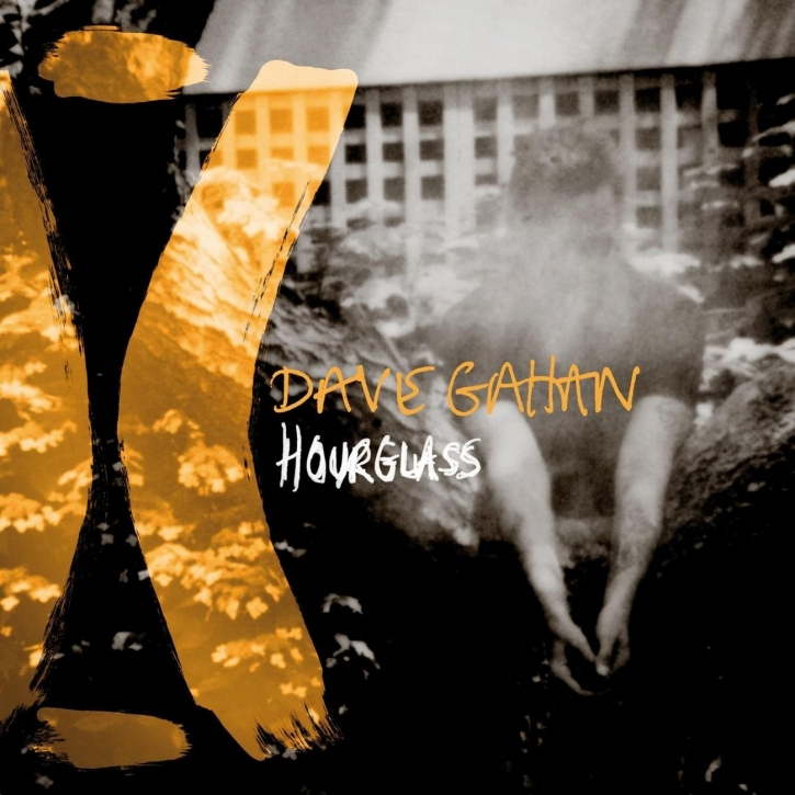 DAVE GAHAN Hourglass CD 2007 (DEPECHE MODE)