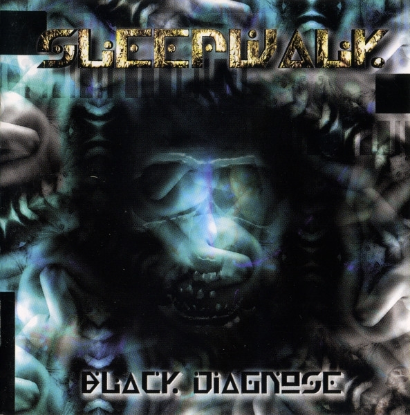 SLEEPWALK Black Diagnose CD 1999