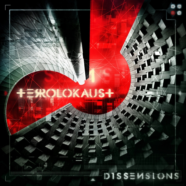 TERROLOKAUST Dissensions (Extended Edition) CD 2018