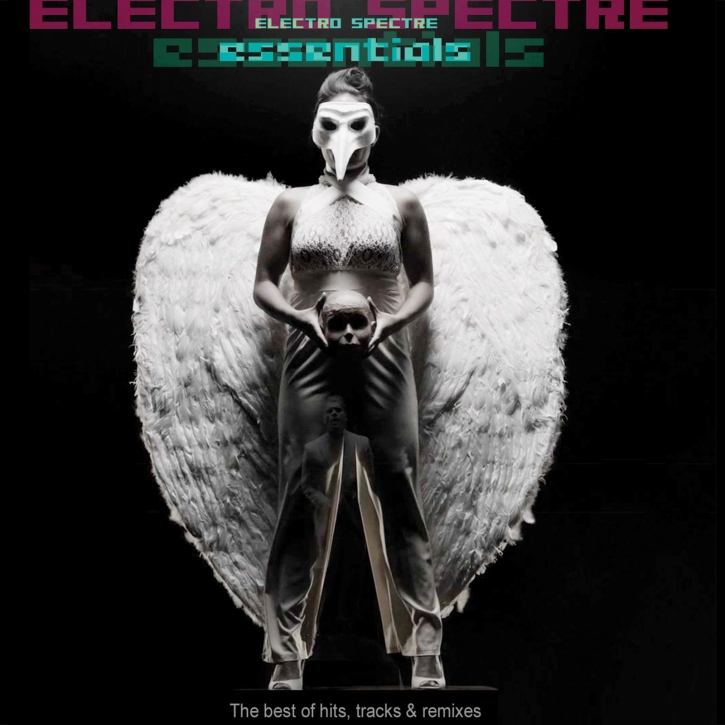 ELECTRO SPECTRE Essentials [Reworked Hits & Remixes] 2CD 2016 LTD.500