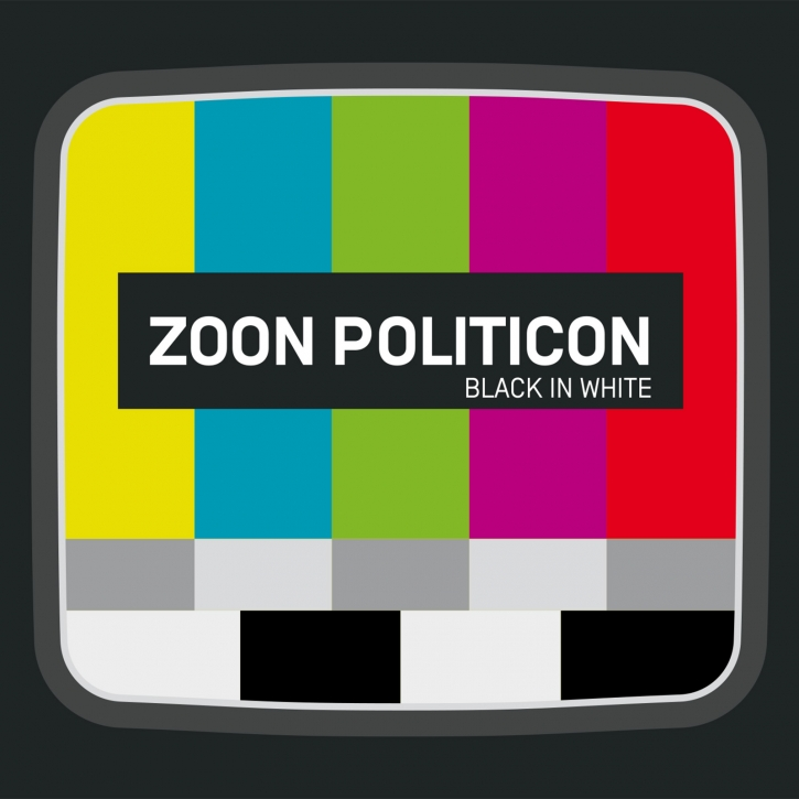 ZOON POLITICON Black In White LIMITED 2CD 2016