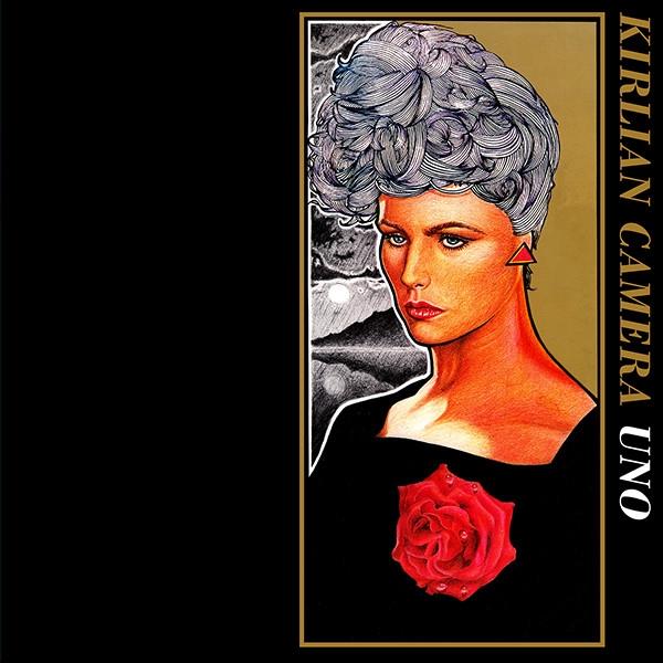 "KIRLIAN CAMERA Uno LP VINYL + 7"" Flexi disc 2014"
