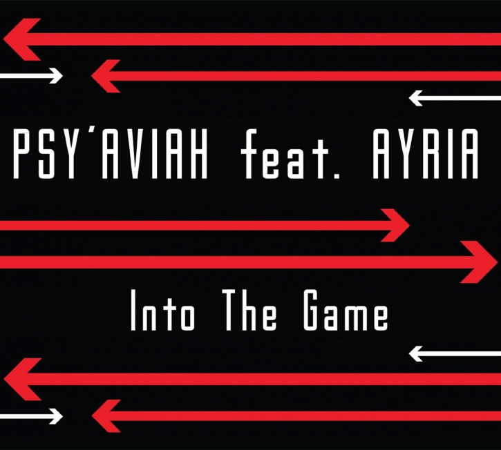 PSY'AVIAH feat. AYRIA Into the game LIMITED CD 2011