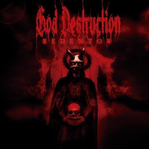 GOD DESTRUCTION Redentor CD Digipack 2016 LTD.500 PSYCLON NINE