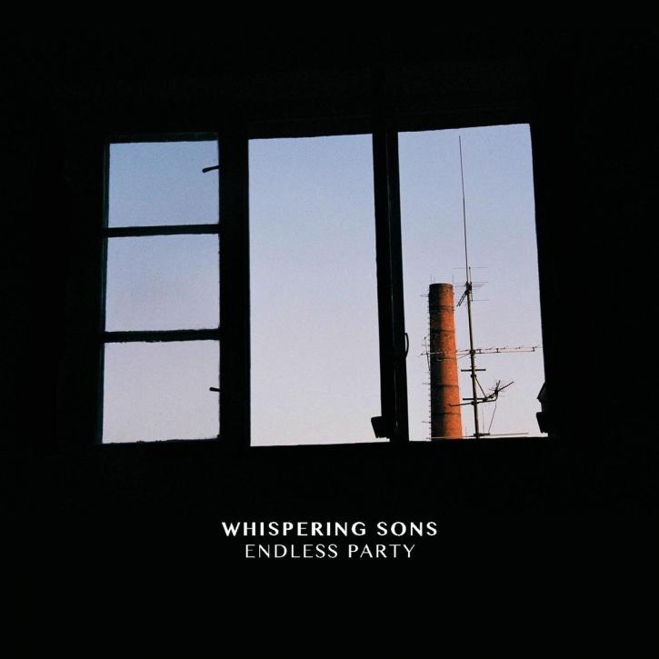 WHISPERING SONS Endless Party LP VINYL 2019