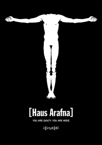 HAUS ARAFNA You T-SHIRT 2016