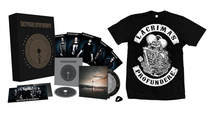 LACRIMAS PROFUNDERE Hope Is Here LIMITED DELUXE FANBOX 2016