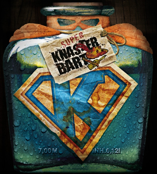 KNASTERBART Superknasterbart CD Digipack 2016
