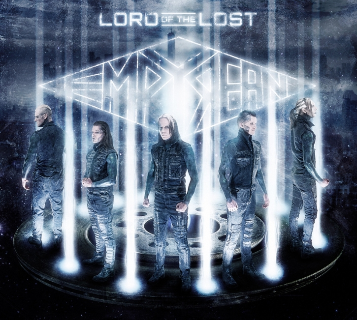 LORD OF THE LOST Empyrean (Deluxe Edition) 2CD 2016
