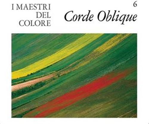 CORDE OBLIQUE I Maestri del Colore CD 2016