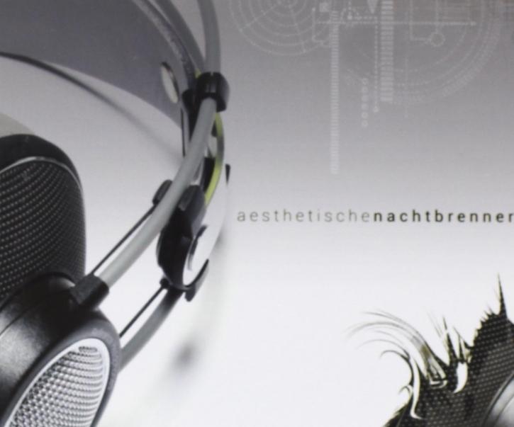 AESTHETISCHE Nachtbrenner EP CD 2013 LIMITED EDITION