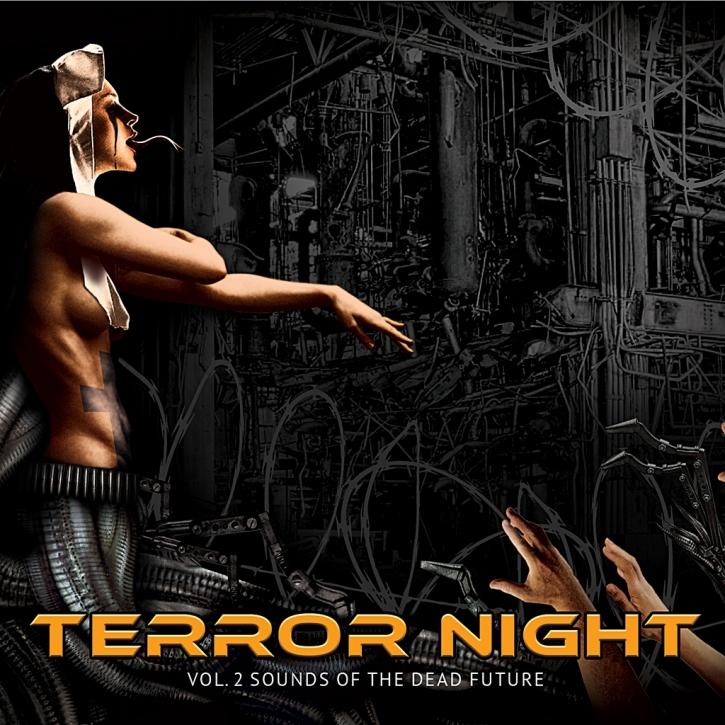 Terror Night Vol.2 Sounds Of The Dead Future 2CD LTD.300 Cygnosic ALIEN VAMPIRES