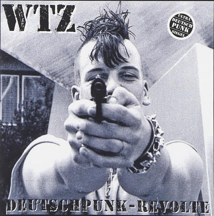 WTZ Deutschpunk-Revolte CD 2012 WIZO