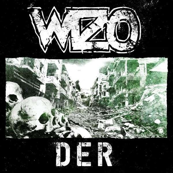 WIZO Der (Limited Edition) LP DARK GREEN VINYL 2016