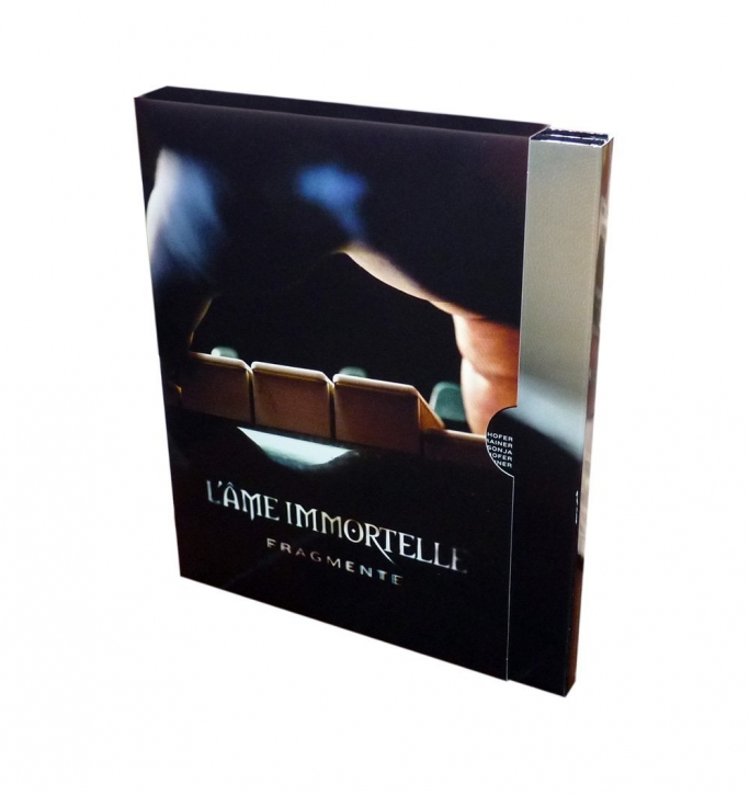 L'AME IMMORTELLE Fragmente 2CD im A5 DigiBook 2012 LTD.3000