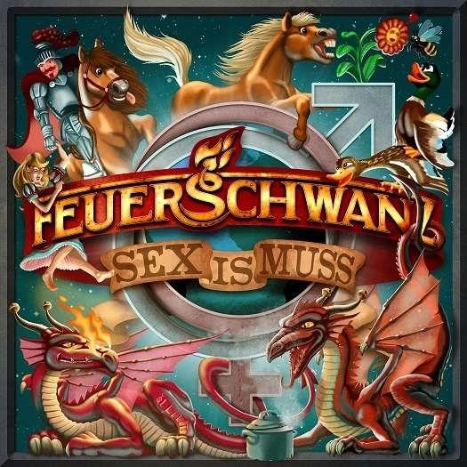 FEUERSCHWANZ Sex is Muss CD Digipack 2016
