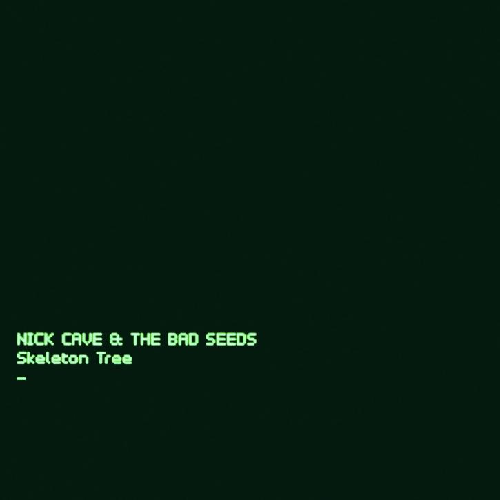 NICK CAVE & THE BAD SEEDS Skeleton Tree CD 2016