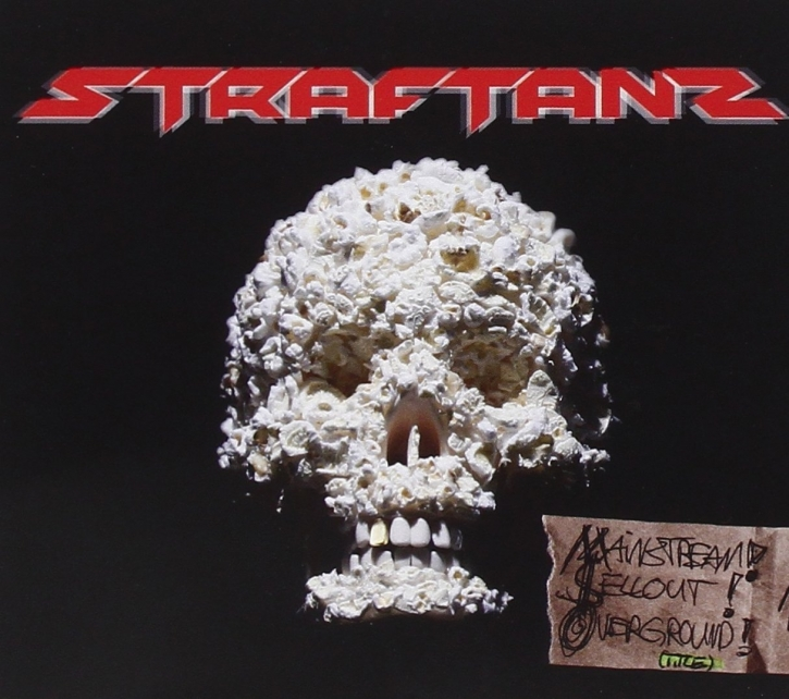 STRAFTANZ Mainstream Sellout Overground CD Digipack 2011