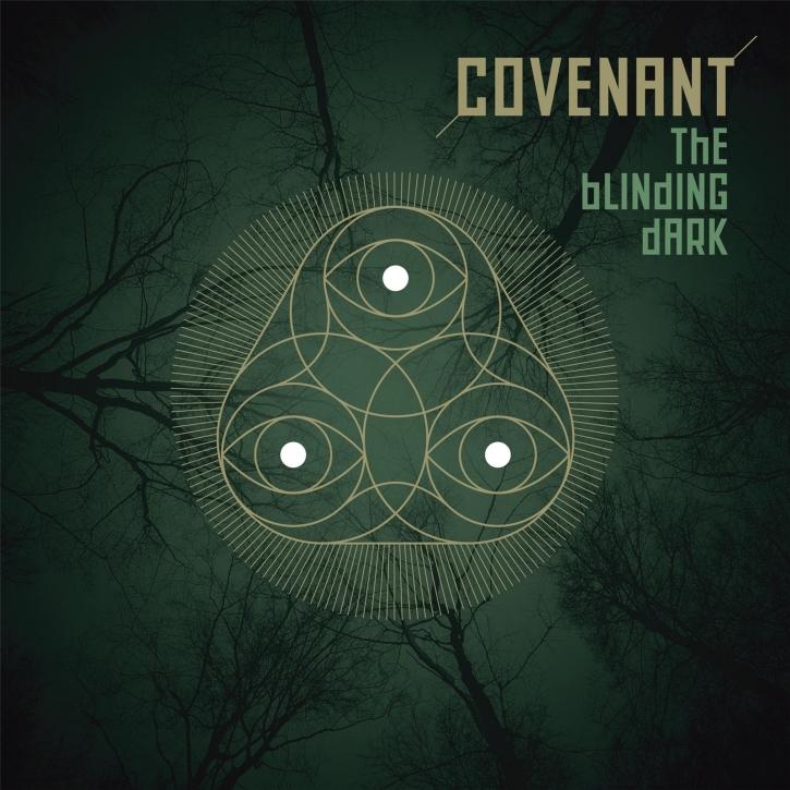 COVENANT The Blinding Dark CD 2016