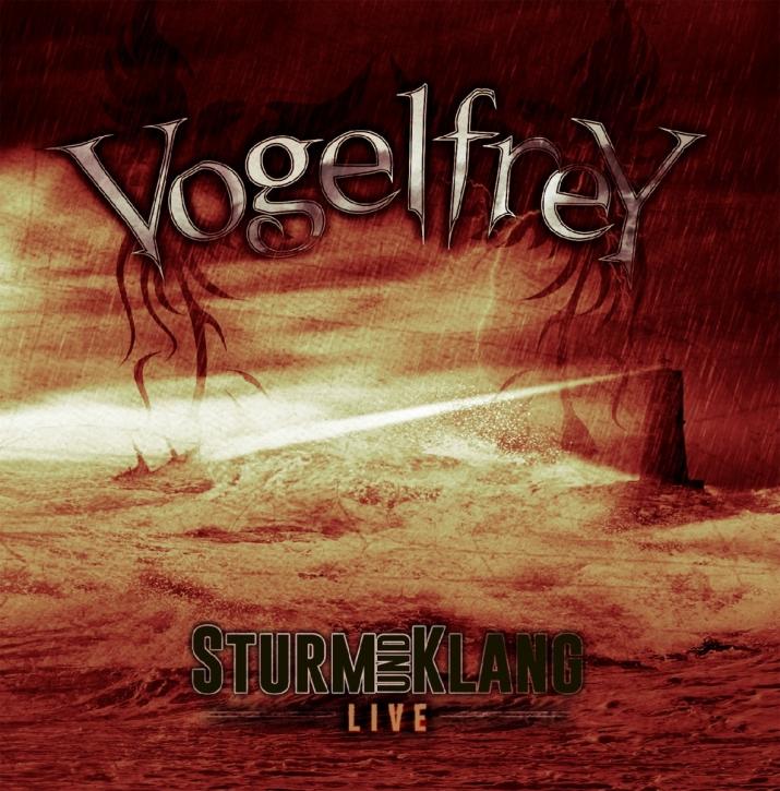 VOGELFREY Sturm und Klang Live CD+DVD Digipack 2016