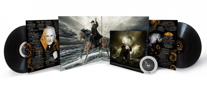 JOACHIM WITT Neumond LIMITED 2LP VINYL + CD 2014