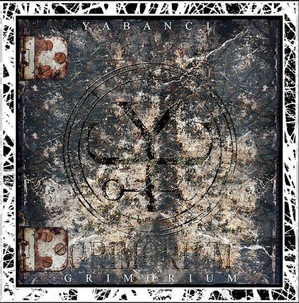 YABANCI Grimorium CD Digipack 2014 LTD.333