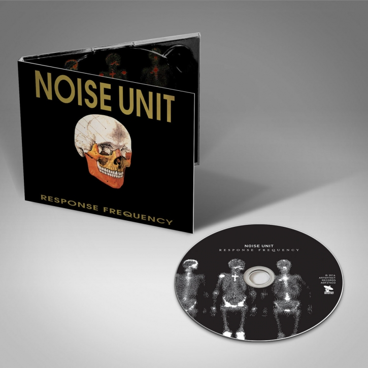 NOISE UNIT Response Frequency CD Digipack 2016