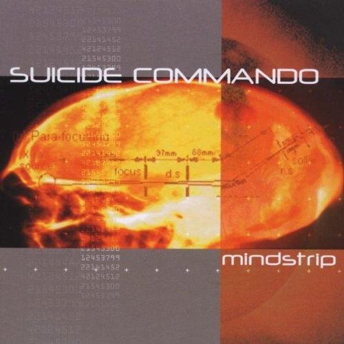 SUICIDE COMMANDO Mindstrip (US Edition) CD 2000