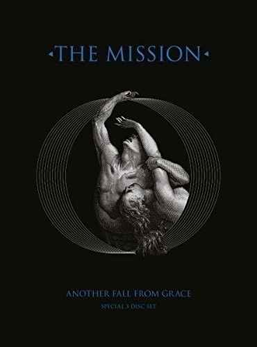 THE MISSION Another Fall From Grace LIMITED 2CD+DVD Digipack 2016