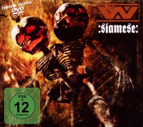 WUMPSCUT Siamese LIMITED CD+DVD Digipack 2010
