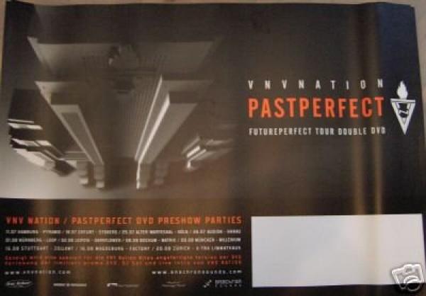 VNV NATION Pastperfect POSTER 40 x 60 cm