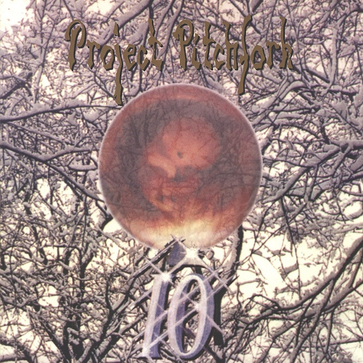 PROJECT PITCHFORK IO CD 1996