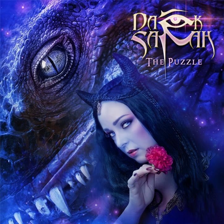 DARK SARAH The Puzzle CD 2016