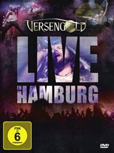 VERSENGOLD Live in Hamburg DVD 2016