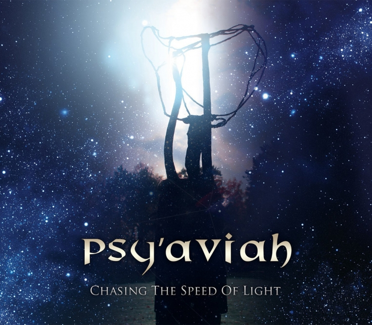 PSY'AVIAH Chasing the Speed of Light LIMITED CD 2016