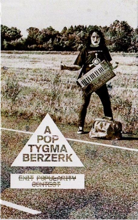 APOPTYGMA BERZERK Exit Popularity Contest LIMITED MC TAPE 2016 + Downloadcode