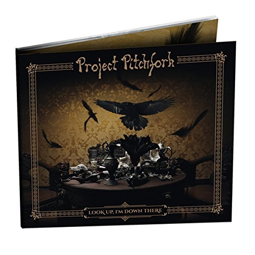 PROJECT PITCHFORK Look Up, I'm Down There CD Digipack 2016