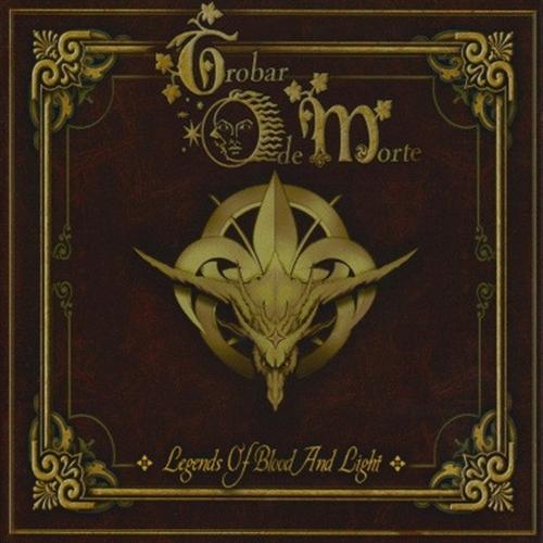 TROBAR DE MORTE Legends of Blood and Light CD+DVD 2016 LTD.500
