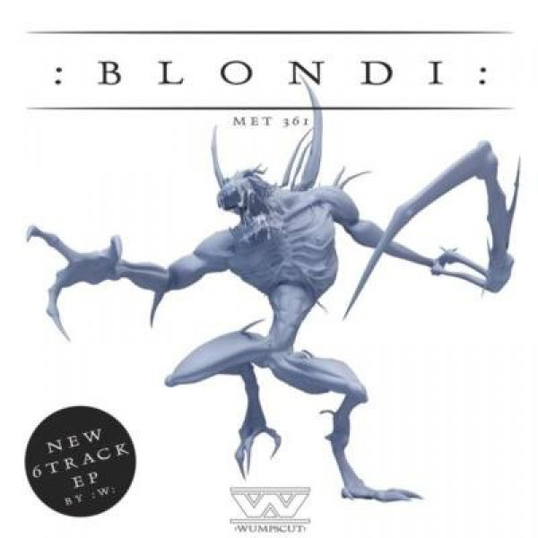 WUMPSCUT Blondi CD 2005