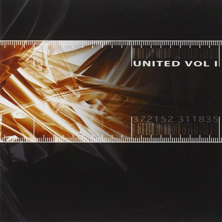 UNITED VOL.1 CD 2005 Psyclon Nine GRENDEL Suicide Commando