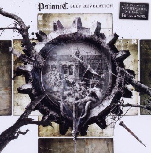 PSIONIC Self Revelation CD incl. Remixes by Nachtmahr, Shiv-R & Freakangel