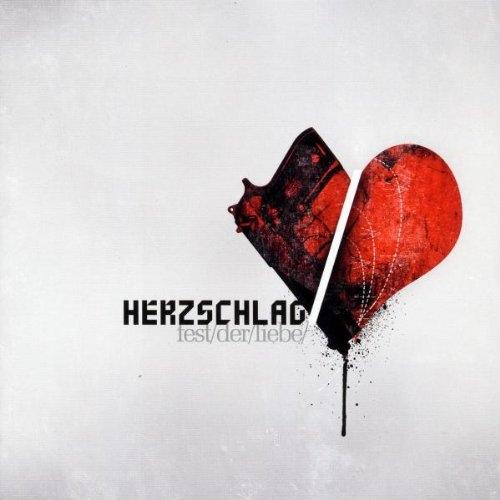 HERZSCHLAG Fest der Liebe CD 2009