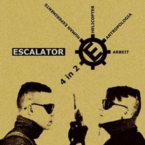 ESCALATOR 4 in 2 2CD Digipack 2016