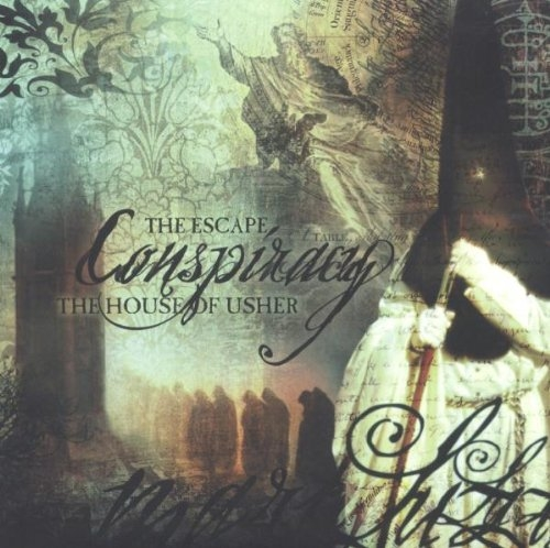 """THE HOUSE OF USHER / The Escape Conspiracy 7"""" VINYL 2007 LTD.500"""