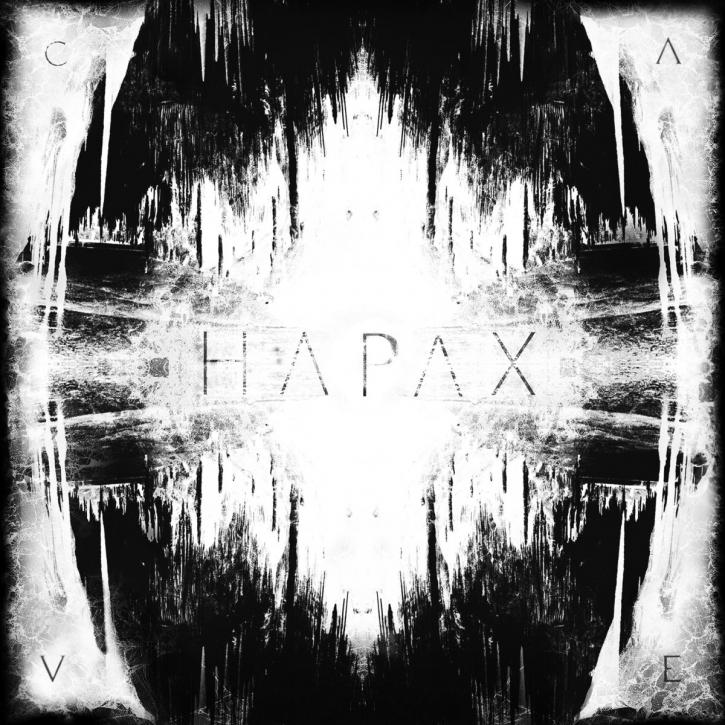 HAPAX Cave CD Digipack 2016