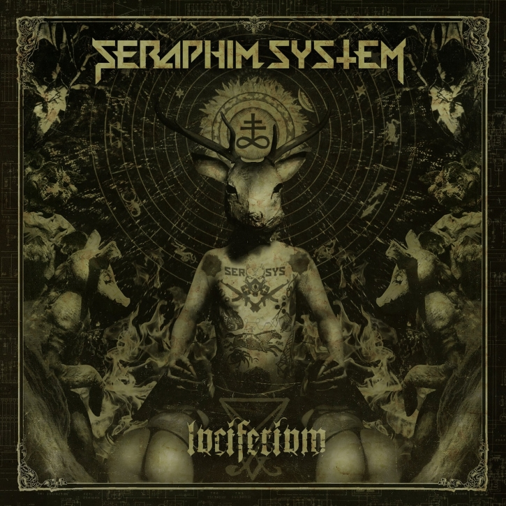 SERAPHIM SYSTEM Luciferium CD Digipack 2016 LTD.300